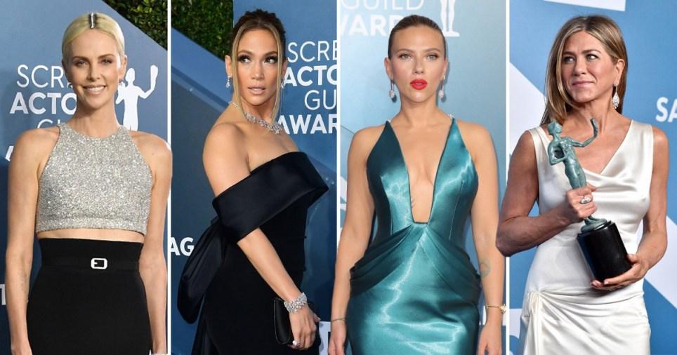 Red Carpet SAG Awards 2020