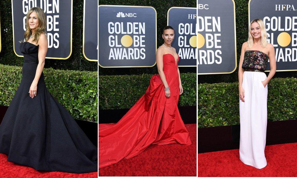 Covorul rosu la Golden Globes 2020
