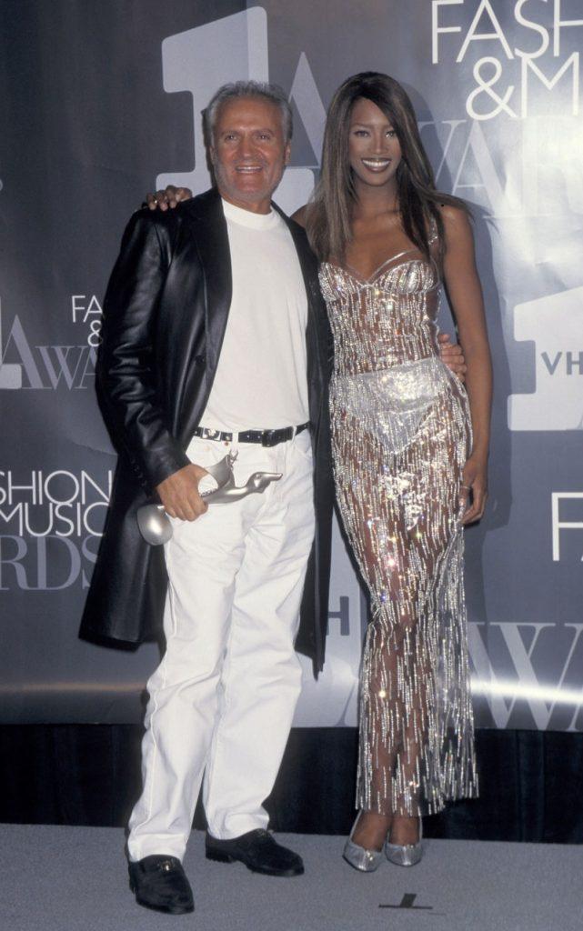 Naomi Campbell 1995
