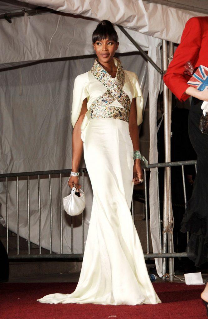 Naomi Campbell 2006