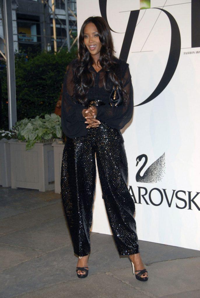 Naomi Campbell 2008